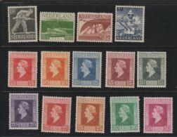 Nederland 1944 NVPH Nr. 428-442  MLH - Neufs