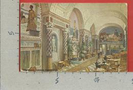 CARTOLINA VG GERMANIA - WIESBADEN - Kurhaus - Muschelsaal - 9 X 14 - 1922 - Wiesbaden