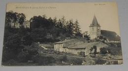 39 - Montfleur - ( Jura ) - Eglise Et Château :: Voir état ------------- 520 - Otros Municipios