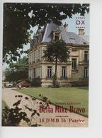 DX- Delta Mike Bravo Club Des Mondes Baroques 14 DMB 16 Patrice - SWAP D.M.B. HERMANVILLE PARC HOTEL DE VILLE - Radio