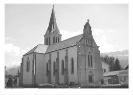 AMANCY - L'église Saint-Christophe - Autres Communes