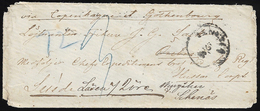 1863 - Busta Non Affrancata Da Venezia 3/8/1863 A Stoccolma, Svevia, Tassata In Arrivo 72 Ore. Rara ... - Lombardo-Vénétie