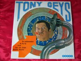 Tony Geys - Vinyles