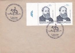 PARQUE CRIOLLO RICARDO GUIRALDES Y MUSEO GAUCHESCO. ARGENTINA YEAR 1985 SAN ANTONIO DE ARECO SPC -LILHU - Argentina