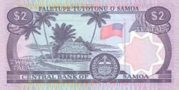 SAMOA P. 25 2 T 1985 UNC - Samoa