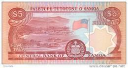 SAMOA P. 33b 5 T 2005 UNC - Samoa