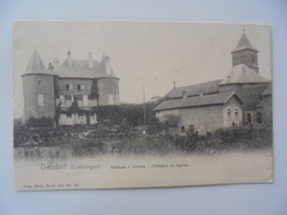 DIESDORF NELS 101 66 - Autres Communes