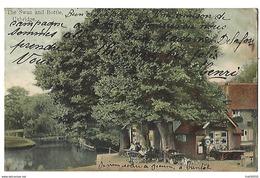 ROYAUME-UNI - Uxbridge - The Swan And Bottle - 1906 - Autres