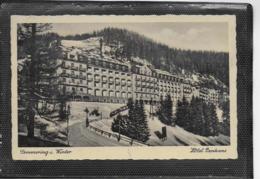 AK 0435  Semmering Im Winter - Hotel Panhans / Verlag Frank Um 1932 - Semmering