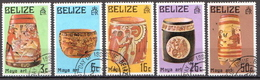 Belize Used Set - Art