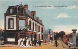 SAINT PIERRE SUR DIVES - Boulevard Colas - Hôtel - Other Municipalities