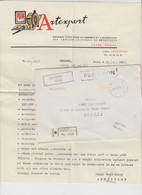 FULL LETTER. ALBANIE. 1973. ARTEXPORT. TIRANE  TO FRANCE  / 2 - Albania
