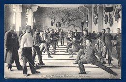 78.Rambouillet. Ecole Militaire Préparatoire D'Infanterie ( 1884). Salle D'armes.  1908 - Rambouillet