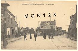 SAINT ETIENNE DU ROUVRAY (76)  LA POINTE - RESTAURANT DES TRAMWAYS - Saint Etienne Du Rouvray