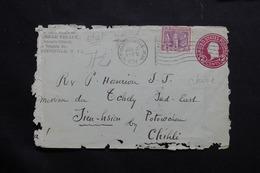 ETATS UNIS - Entier Postal + Complément De New Martinsville Pour La Chine En 1924 , Dans L 'état - L 54475 - 1921-40