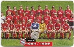 Germany - Bayern München Football Team #8, 1984-1985 - M 10-06.2003, 2.000ex, Mint (check Photos!) - Deutschland