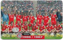 Germany - Bayern München Football Team #10, 1986-1987 - M 12 -06.2003, 2.000ex, Mint (check Photos!) - Deutschland