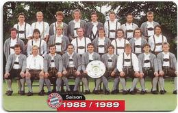 Germany - Bayern München Football Team #11, 1988-1989 - M 13 -06.2003, 2.000ex, Mint (check Photos!) - Deutschland