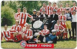 Germany - Bayern München Football Team #12, 1989-1990 - M 14 -06.2003, 2.000ex, Mint (check Photos!) - Deutschland