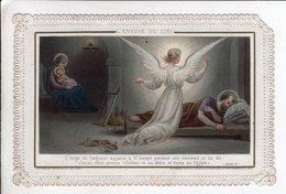 Image Religieuse Canivet 12,5 X 8 Cm - L Envoye Du Ciel - Images Religieuses
