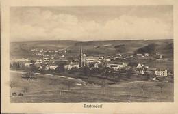 Luxembourg  -  Bastendorf  -  Manufacture De Cartes.vues  Ed.Hansen , Mersch  -  2 Scans - Cartes Postales