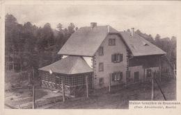 CPA- ABRESCHVILLER - Maison Forestière GROSSMANN  - Chambres Et Pensions Pour Touristes-  1929 - Frankrijk