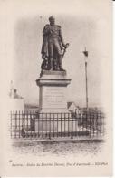 2106  351 Auxerre, Statue Du Maréchal Davout Duc D'Auerstaed 1902 - Auxerre