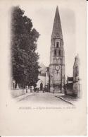 2106  354 Auxerre, L'Eglise Saint Germain  1902 (petite Pli Légére Droite Inf.) - Auxerre