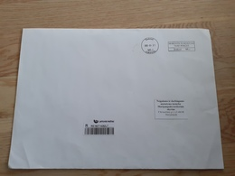 Lithuania Litauen Cover Sent From Sakiai To Marijampole  2020 - Lituania