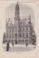 Bx - Cpa PARIS - Exposition Universelle - La Belgique (circulé En 1900, Cachets De GAND Et PARIS ETRANGER) - Expositions