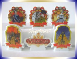 Anastasia ... 6 Fèves .. Ref AFF : 77-1999 ...(pan 003) - Histoire