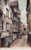 2106  546 Lisieux, La Rue Aux Fèvres Le Vieux Manoirs - Lisieux