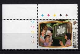 Singapore 50 Year Of Singapore Television 2013 - Singapur (1959-...)