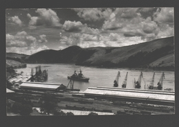 Matadi - Agfa Gevaert Photo Card 'Photocongo Matadi' - Industry - Boats - Congo Belge - Autres