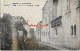 La Sauvetat - Avenue De Pranly - France