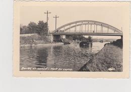 Bourg Et Comin Pont Du Canal - France
