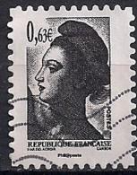 YT N° 4788 - Oblitéré - La Ve République Au Fil Du Timbre - Frankreich
