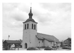 ARBUSIGNY - L'église Saint-Jean-Baptiste - Autres Communes