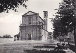 (C351) - CASTELLETTO DI LENO (Brescia) - La Chiesa Parrocchiale - Brescia