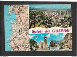 Guspini (VS) - Viaggiata - Altre Città