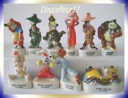 Roger Rabbit ...Série Complète... Ref AFF : 66-1998 ... ( Pan 003) - Disney