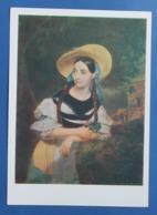 16060 Bryullov. Fanny Tacchinardi-Persiani - Italian Opera Singer - Pintura & Cuadros