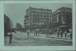 CP Verte FM Franchise Militaire EPA E.P.A. 1 Rue Feuillet Alger Laferrière 1 Rue D'Isly Algérie - Storia Postale