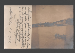 Montevideo - Photo Card - 1908 - Uruguay