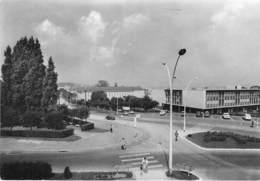 78 - SAINT CYR L'ECOLE : Place De La République - CPSM Photo Noir Et Blanc Grand Format - Yvelines - St. Cyr L'Ecole