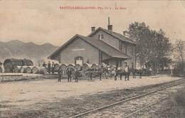 Banyuls-dels-Aspres - La Gare - France