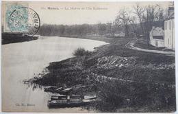 MEAUX. - La Marne Et L'Ile Robinson - CPA 1906 - Meaux