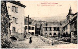 65 BAREGES-BETPOUEY - La Place - Autres Communes