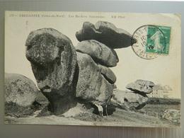 TREGASTEL         LES ROCHERS SUSPENDUS - Dolmen & Menhirs