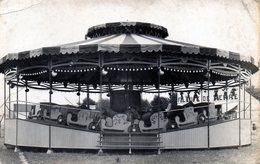 METZ FORAINS -MANÈGE  PLACE DE LA RÉPUBLIQUE- PROPRIÉTAIRE WERSHAGEN 1935 - Metz